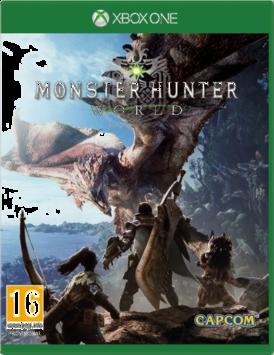 Monster Hunter: World Xbox One (EU PEGI) (deutsch) [uncut]