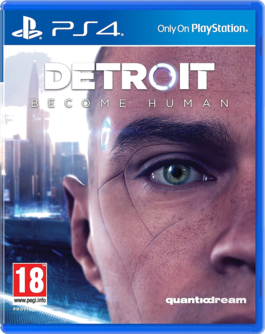 Detroit: Become Human PS4 (EU PEGI) (deutsch) [uncut]