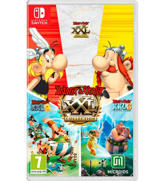 Asterix & Obelix XXL Collection Switch (EU PEGI) (deutsch) [uncut]