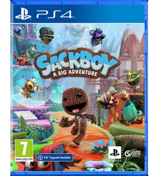 Sackboy: A Big Adventure PS4 (EU PEGI) (deutsch) [uncut]