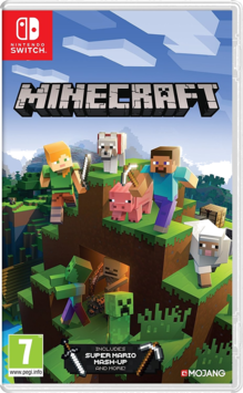 Minecraft: Nintendo Switch Edition (EU PEGI) (deutsch) [uncut]