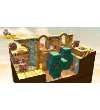 Captain Toad: Treasure Tracker (EU Version) (deutsch) [uncut]