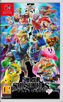 Super Smash Bros. Ultimate  (EU Version) (deutsch) [uncut]