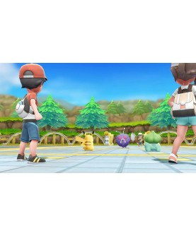 Pokémon: Let´s Go, Evoli! (EU Version) (deutsch) [uncut]