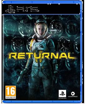 Returnal PS5 (EU PEGI) (deutsch) [uncut]
