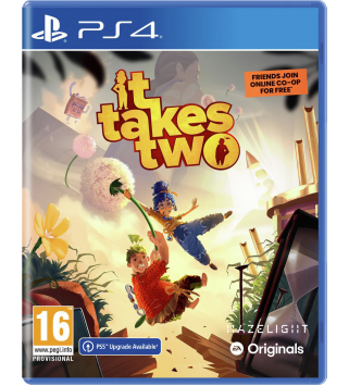 It Takes Two PS4 / PS5 kompatibel (EU PEGI) (deutsch) [uncut]