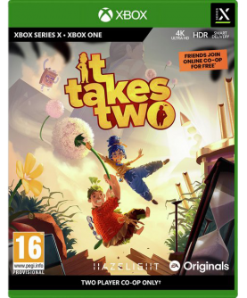 It Takes Two Xbox Series X / Xbox One (EU PEGI) (deutsch) [uncut]