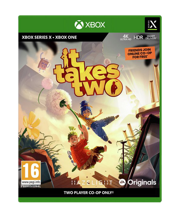 It Takes Two Xbox Series X / Xbox One (EU PEGI) (deutsch) [uncut]