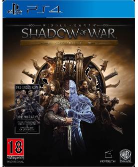 Mittelerde: Schatten des Krieges Gold Edition PS4 (EU PEGI) (deutsch) [uncut]