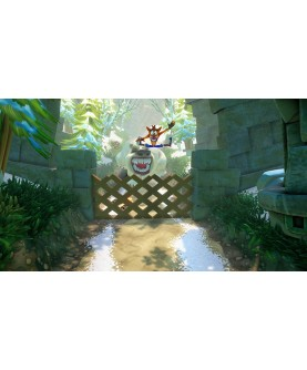 Crash Bandicoot N. Sane Trilogy Switch inkl. 2 Bonus-Levels (EU PEGI) (deutsch) [uncut]
