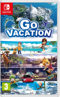 Go Vacation Switch (EU PEGI) (deutsch) [uncut]