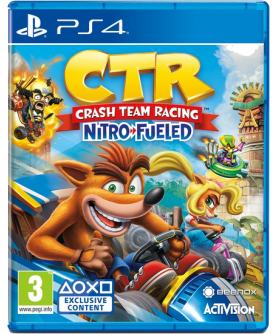 Crash Team Racing Nitro-Fueled PS4 (EU PEGI) (deutsch) [uncut]