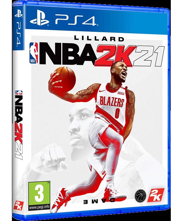 NBA 2K21 PS4 (EU PEGI) (deutsch) [uncut]