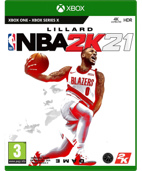 NBA 2K21 Xbox One / Xbox Series X (EU PEGI) (deutsch) [uncut]
