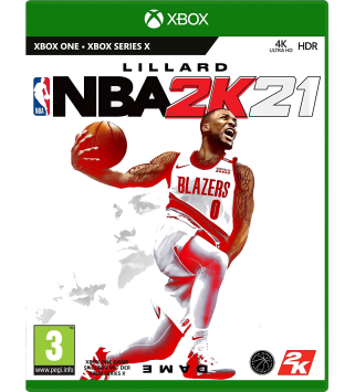 NBA 2K21 Xbox One / Xbox Series X (EU PEGI) (deutsch) [uncut]