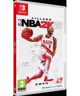 NBA 2K21 Switch (EU PEGI) (deutsch) [uncut]
