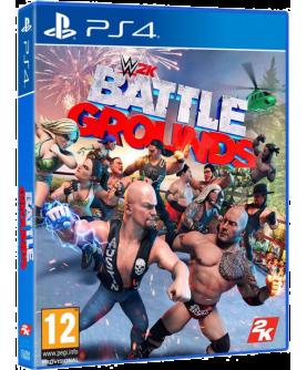 WWE 2K Battlegrounds PS4 (EU PEGI) (deutsch) [uncut]