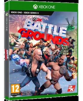 WWE 2K Battlegrounds Xbox One (EU PEGI) (deutsch) [uncut]