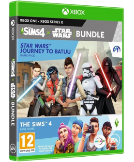 The Sims 4 - Star Wars: Journey to Batuu Bundle Xbox One (EU PEGI) (deutsch) [uncut]