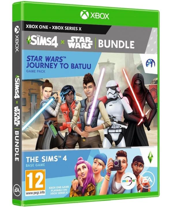 The Sims 4 - Star Wars: Journey to Batuu Bundle Xbox One (EU PEGI) (deutsch) [uncut]