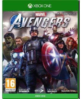 Marvel's Avengers Xbox One (EU PEGI) (deutsch) [uncut]
