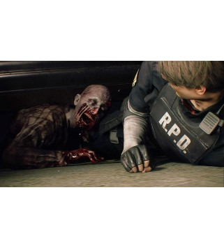 Resident Evil 2 PS4 + 2 Bonus DLCs (AT PEGI) (deutsch) [uncut]