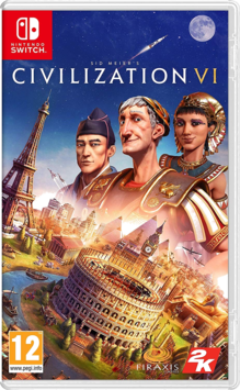 Civilization 6 (EU PEGI) (deutsch) [uncut]