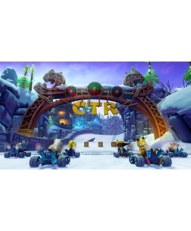 Crash Team Racing Nitro-Fueled Switch (EU PEGI) (deutsch) [uncut]