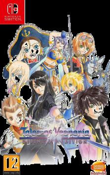 Tales Of Vesperia Definitive Edition Switch (EU PEGI) (deutsch) [uncut]