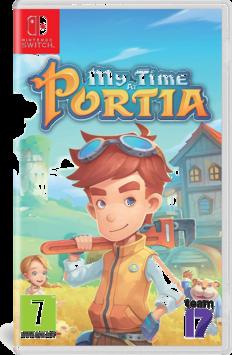 My Time at Portia Switch (EU PEGI) (deutsch) [uncut]