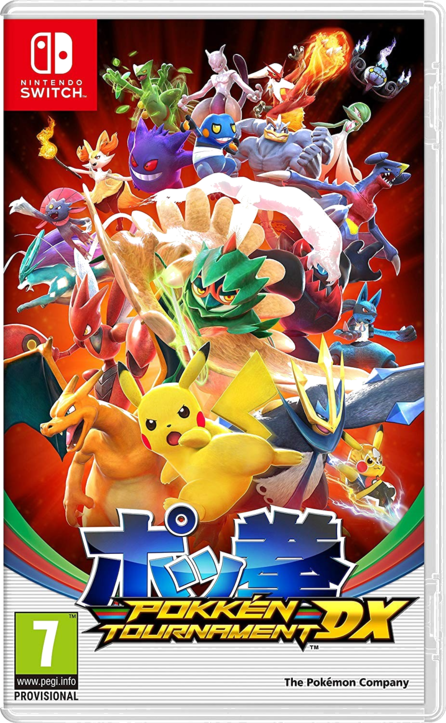 Pokemon Tekken DX Switch (EU PEGI) (deutsch) [uncut]