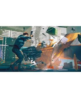 CONTROL PS4 (EU PEGI) (deutsch) [uncut]