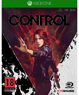 CONTROL Xbox One (EU PEGI) (deutsch) [uncut]