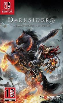 Darksiders Warmastered Edition Switch (EU PEGI) (deutsch) [uncut]