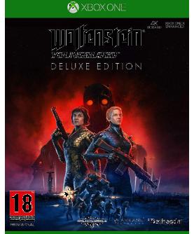 Wolfenstein Youngblood - Deluxe Edition Xbox One (EU PEGI) (deutsch) [uncut]