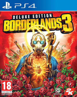 Borderlands 3 - Deluxe Edition (EU PEGI) (deutsch) [uncut]