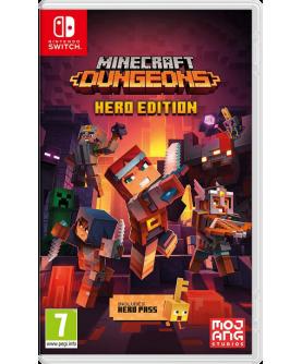 Minecraft Dungeons Switch Hero Edition (EU PEGI) (deutsch) [uncut]