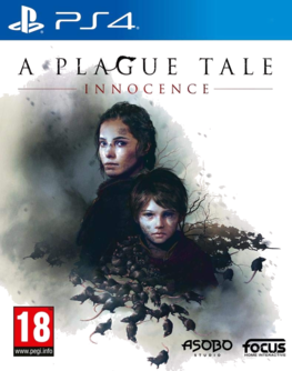 A Plague Tale: Innocence PS4 (EU PEGI) (deutsch) [uncut]