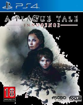 A Plague Tale: Innocence PS4 (EU PEGI) (deutsch) [uncut]