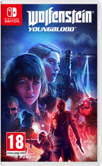 Wolfenstein Youngblood Deluxe Edition Switch (EU PEGI) (deutsch) [uncut]