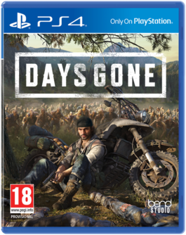 Days Gone PS4 (EU PEGI) (deutsch) [uncut]