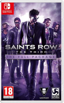 Saints Row: The Third - The Full Package (EU PEGI) (deutsch) [uncut]