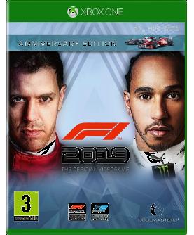 F1 2019 Xbox One (EU PEGI) (deutsch) [uncut]
