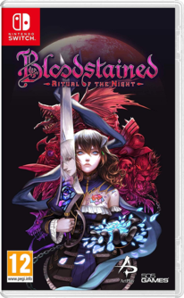 Bloodstained: Ritual of the Night Switch (EU PEGI) (deutsch) [uncut]