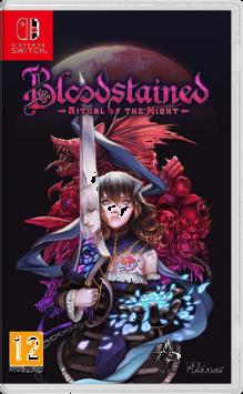 Bloodstained: Ritual of the Night Switch (EU PEGI) (deutsch) [uncut]