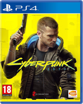 Cyberpunk 2077 PS4 / PS5 kompatibel (AT PEGI) (deutsch) [uncut]