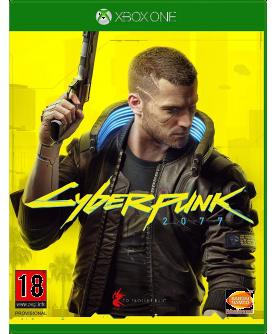 Cyberpunk 2077 Xbox One / Optimiert für Xbox Series X (AT PEGI) (deutsch) [uncut]