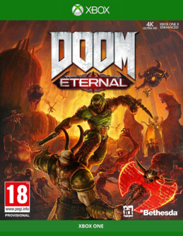 DOOM Eternal Xbox One (EU PEGI) (deutsch) [uncut]