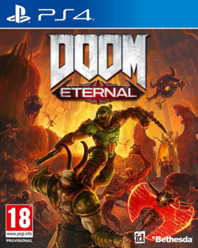 DOOM Eternal PS4 (EU PEGI) (deutsch) [uncut]