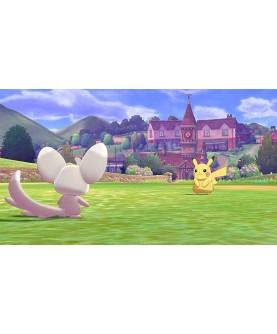 Pokemon Sword  Switch (EU PEGI) (deutsch) [uncut]